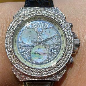Lancaster diamond watch